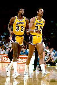Magic and Kareem
