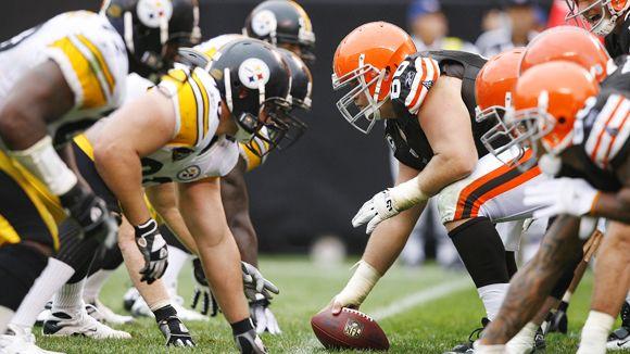 Steelers, Browns