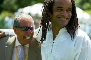 Nick Bollettieri/Yannick Noah