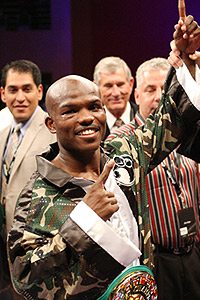 Timothy Bradley