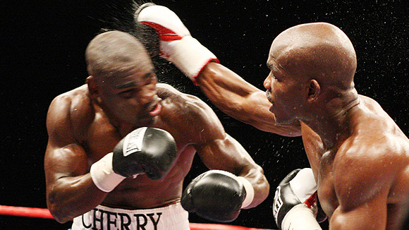 Timothy Bradley, Edner Cherry