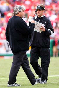 Rob Ryan, Lane Kiffin