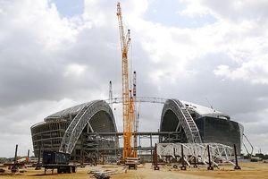New Cowboys Stadium