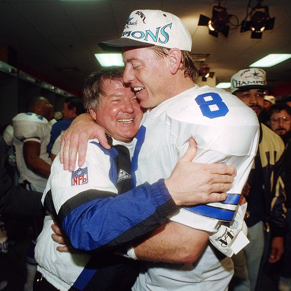 Jimmy Johnson/Troy Aikman