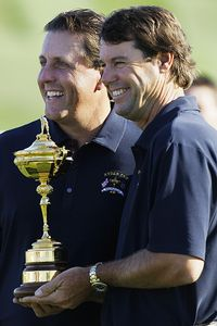 Phil Mickelson/Paul Azinger