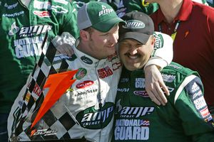 Dale Earnhardt Jr., Tony Eury Jr.