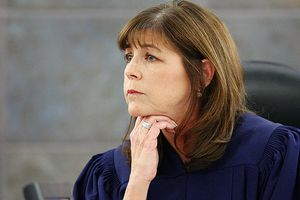 Judge Jackie Glass