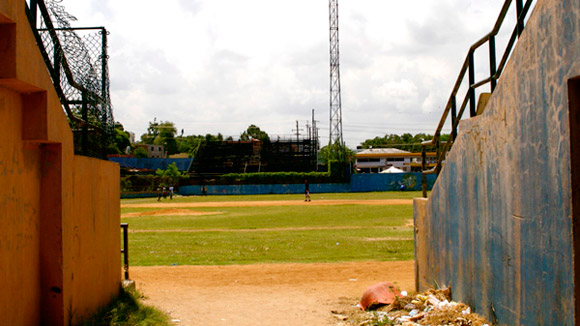 San Cristobal Field