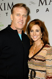 Paige Green Elway >> John Elway and Paige Green