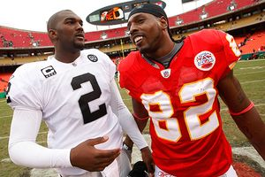 JaMarcus Russell/Dwayne Bowe