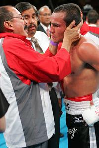 Nacho Beristain & Oscar De La Hoya