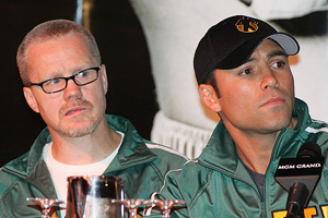 Oscar De La Hoya & Freddy Roach