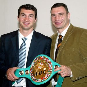 Vitali and Wladimir Klitschko
