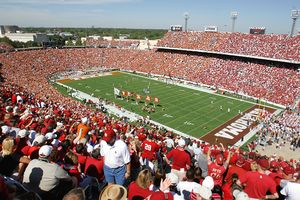 Oklahoma Sooners and Texas Longhorns