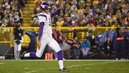 The Vikings' Chris Kluwe Will Out-Punt, and Out-Geek, You