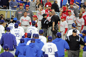 Dodgers & Phillies