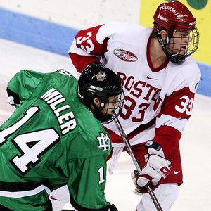 N.Dakota BU Hockey