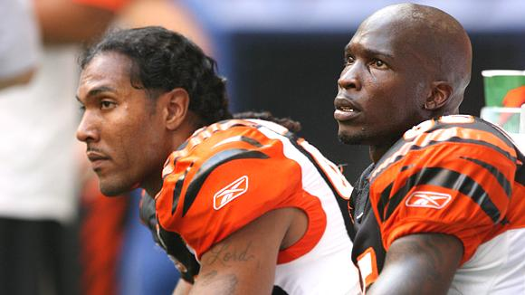 T.J. Houshmandzadeh and Chad Johnson