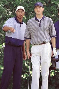 Tiger Woods, Casey Martin