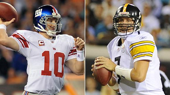 Eli Manning/Ben Roethlisberger