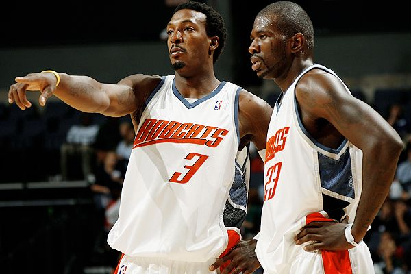 Gerald Wallace, Jason Richardson