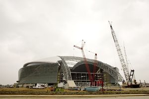 Cowboys new stadium