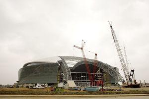 Cowboys new stadium