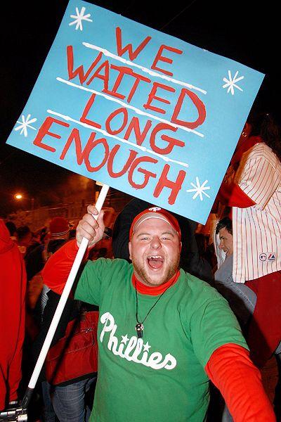 Phillies fan
