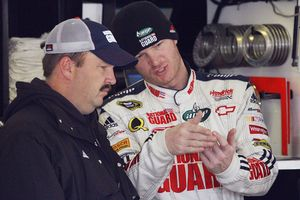 Tony Eury Jr., Dale Earnhardt Jr.
