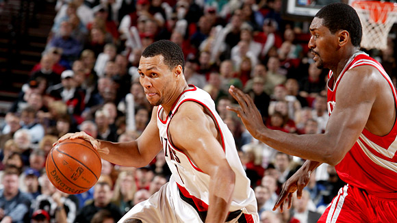Daily Dime: Roy's heroics give Blazers win - NBA - ESPN