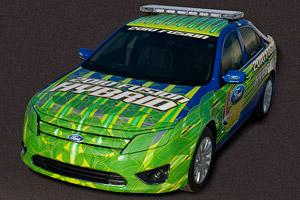Fusion Pace Car