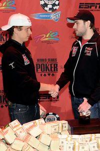 Peter Eastgate and Ivan Demidov