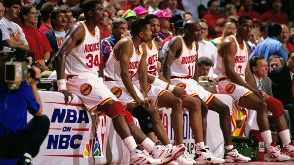 Daily Dime  1993-94 Rockets - NBA - ESPN f46e6de91