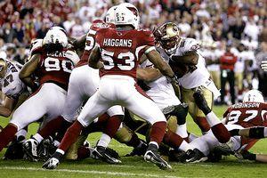 49ers and Cardinals