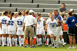 Duke's Women Soccer