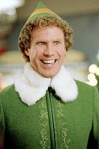 Will Farrell as Buddy the Elf