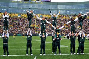 Packers Cheerleaders