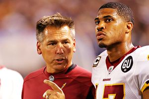 Jim Zorn, Jason Campbell