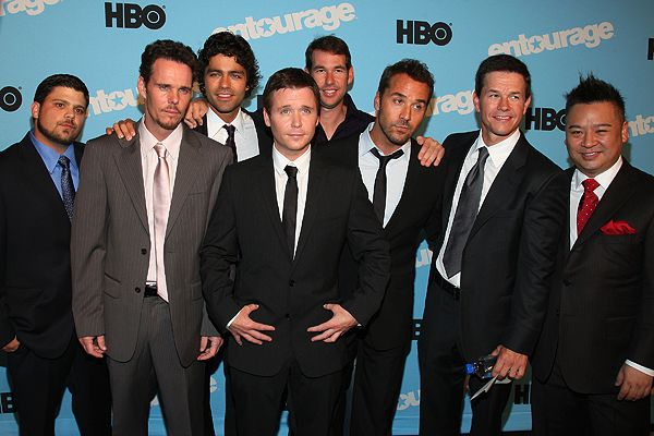 Cast of Entourage