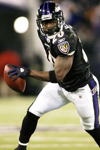 Will Ed Reed go down as the guy who played with Ray Lewis? Or might it