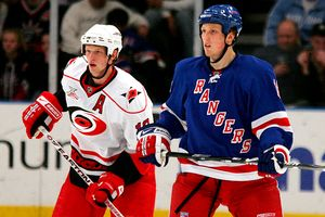 Eric Staal and Marc Staal