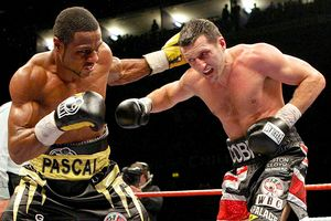 Jean Pascal and Carl Froch