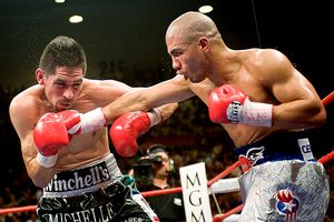 Antonio Margarito and Miguel Cotto