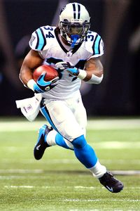 If you like DeAngelo Williams and the Panthers this weekend, you'd