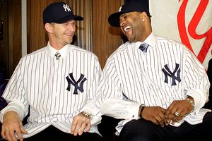 A.J. Burnett and CC Sabathia
