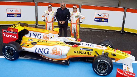 Renault Formula One Team
