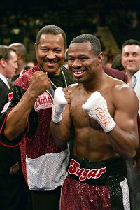 Shane Mosley and Jack Mosley