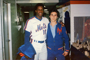 Dwight Gooden and Kirk Radomski