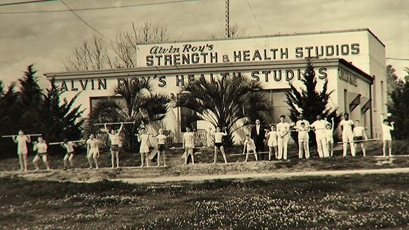 Alvin Roy's Gym