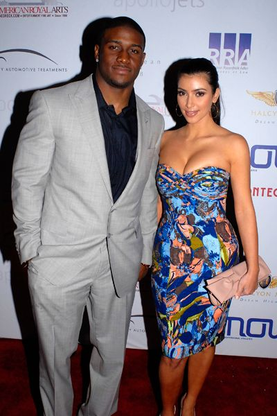 Reggie Bush, Kim Kardashian